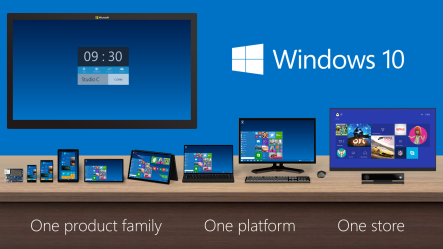 Windows 10 for all devices John Gamboa